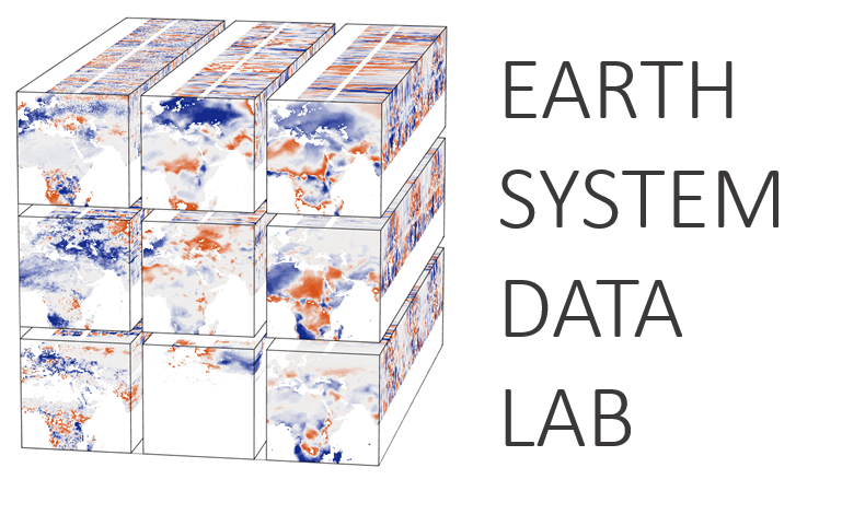 User Guide and source code – earthsystemdatalab